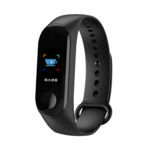 Waterproof Smart Bracelet Remote Camera Sleep Blood Oxygen Monitor Smart Watch