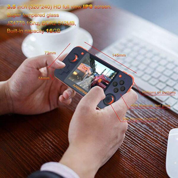 Portable Durable Handheld Game Console