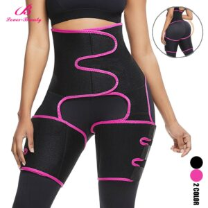 Lover-Beauty Neoprene Butt Lifting Leg Shaper Body