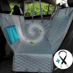 Dog Car Seat Backseat Protector Mat